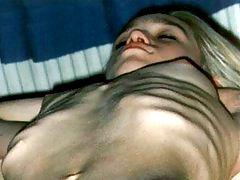 Nude jeunes filles anorexiques